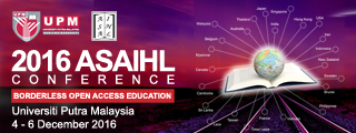 2016 ASAIHL CONFERENCE