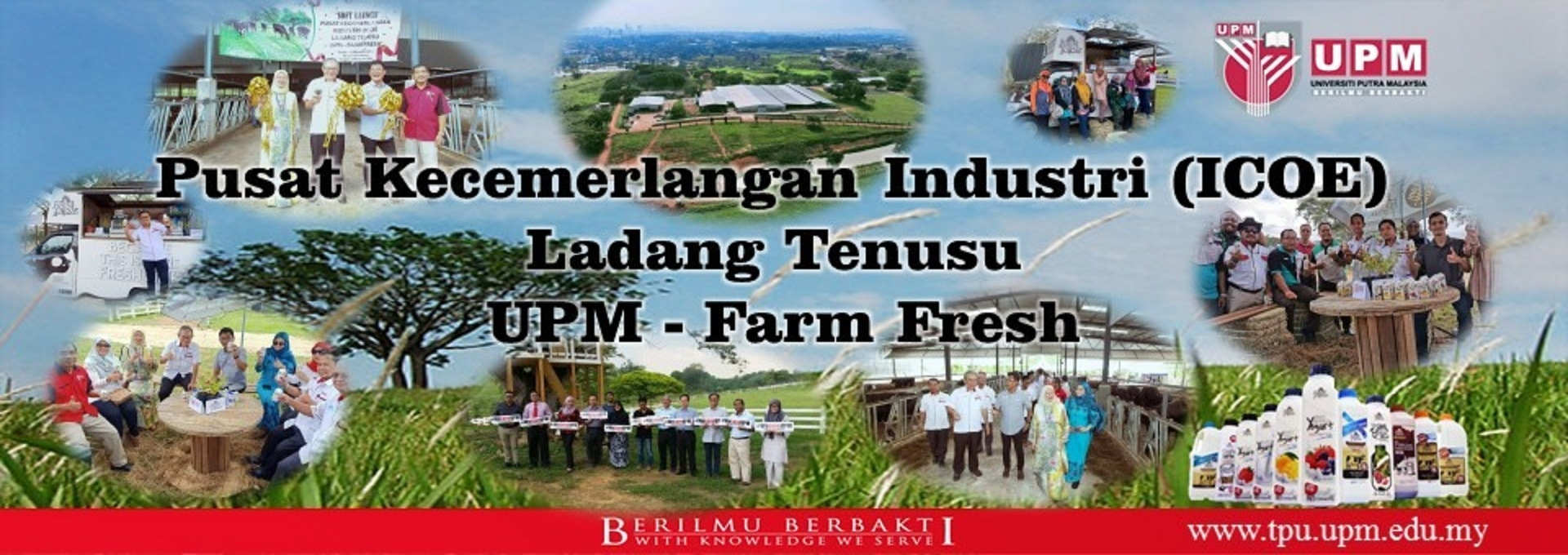 ICOE UPM FARM FRESH